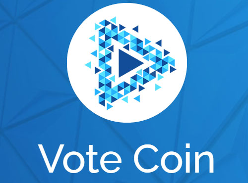 Vote coin